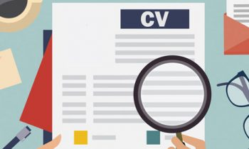 How to write a good CV?